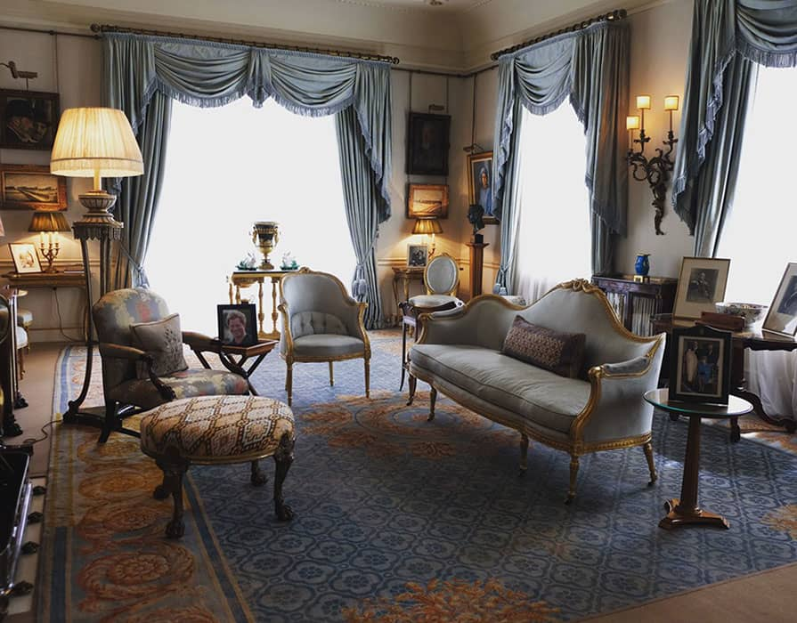 Ever wanted to visit Clarence House Royal residence is