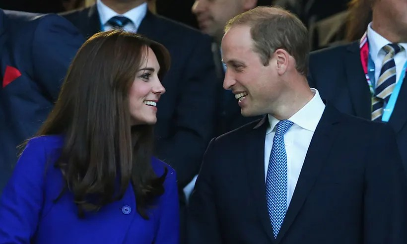 Kate Middleton and Prince Williams engagements in Luton