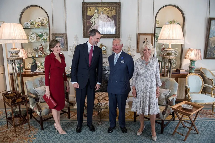 Prince Charles takes us inside his Clarence House home