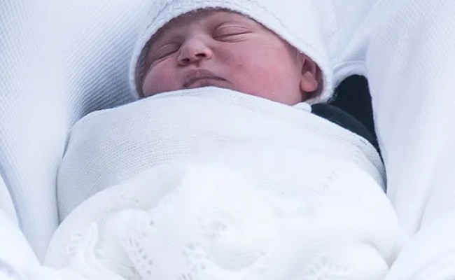 Is The Royal Baby Called Alexander Prince William