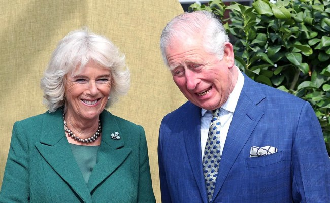 How Prince Charles And Camilla Celebrated Their 14th