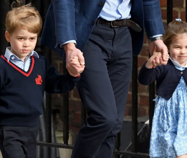 Prince William Reveals When Prince George And Princess Charlotte Will Know They Are Royal