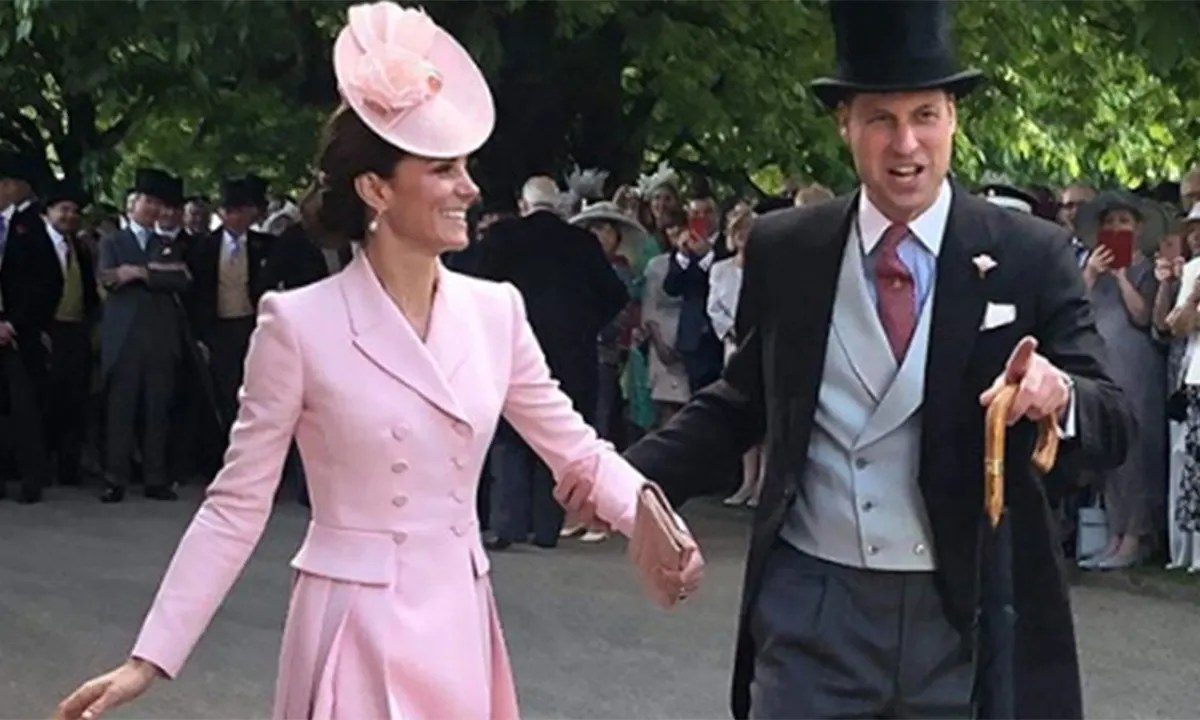The TRUTH behind Prince William and Kate Middletons dancing photo  HELLO