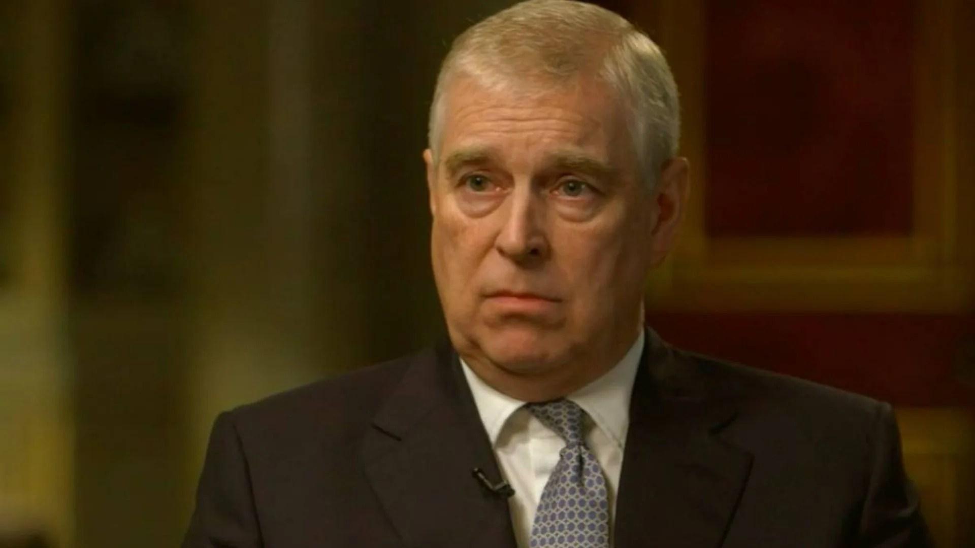 Prince Andrew Addresses Jeffrey Epstein Scandal As Sarah