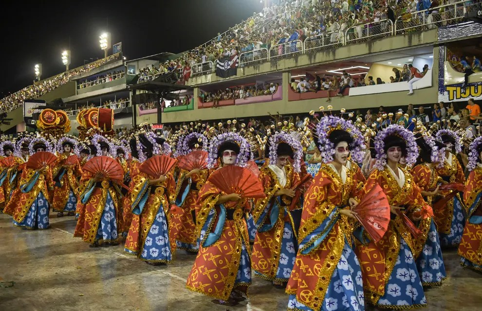 Rio Carnival 2015 in pictures