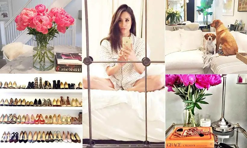 Take A Look Inside Meghan Markles Luxurious Toronto Home