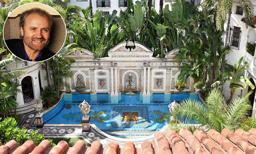 Versaces former Miami mansion could be yours for 219 per