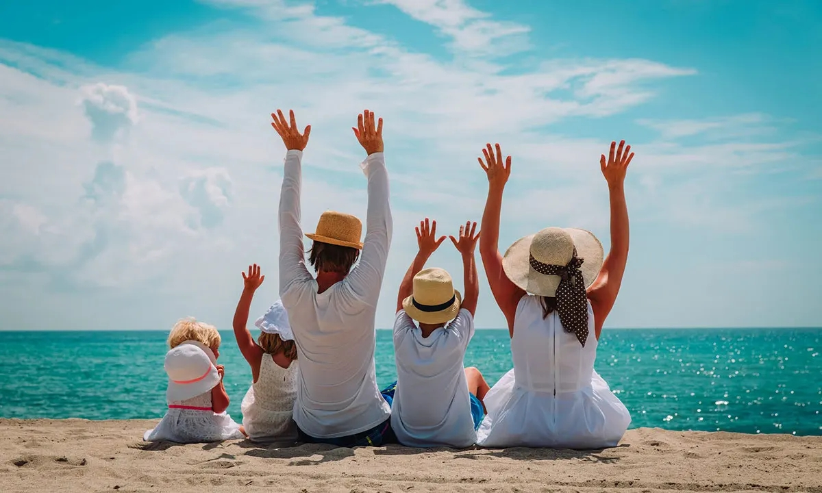14 best summer holidays to go on with babies and toddlers post-COVID19 | HELLO!