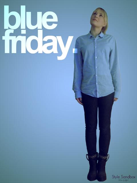 blue friday.