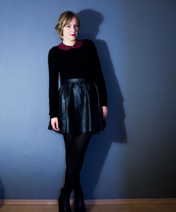 the skirt part I