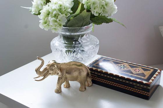 DIY:GOLDEN ELEPHANT.