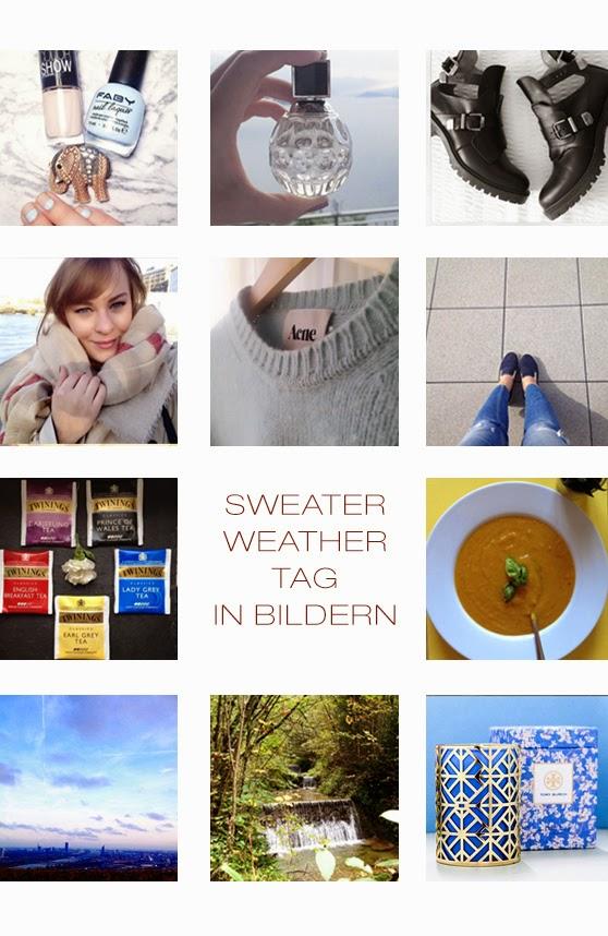 Life: Sweater Weather TAG – in Bildern