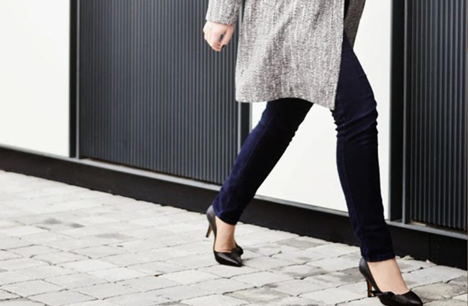 Fashion: 50 shades of grey