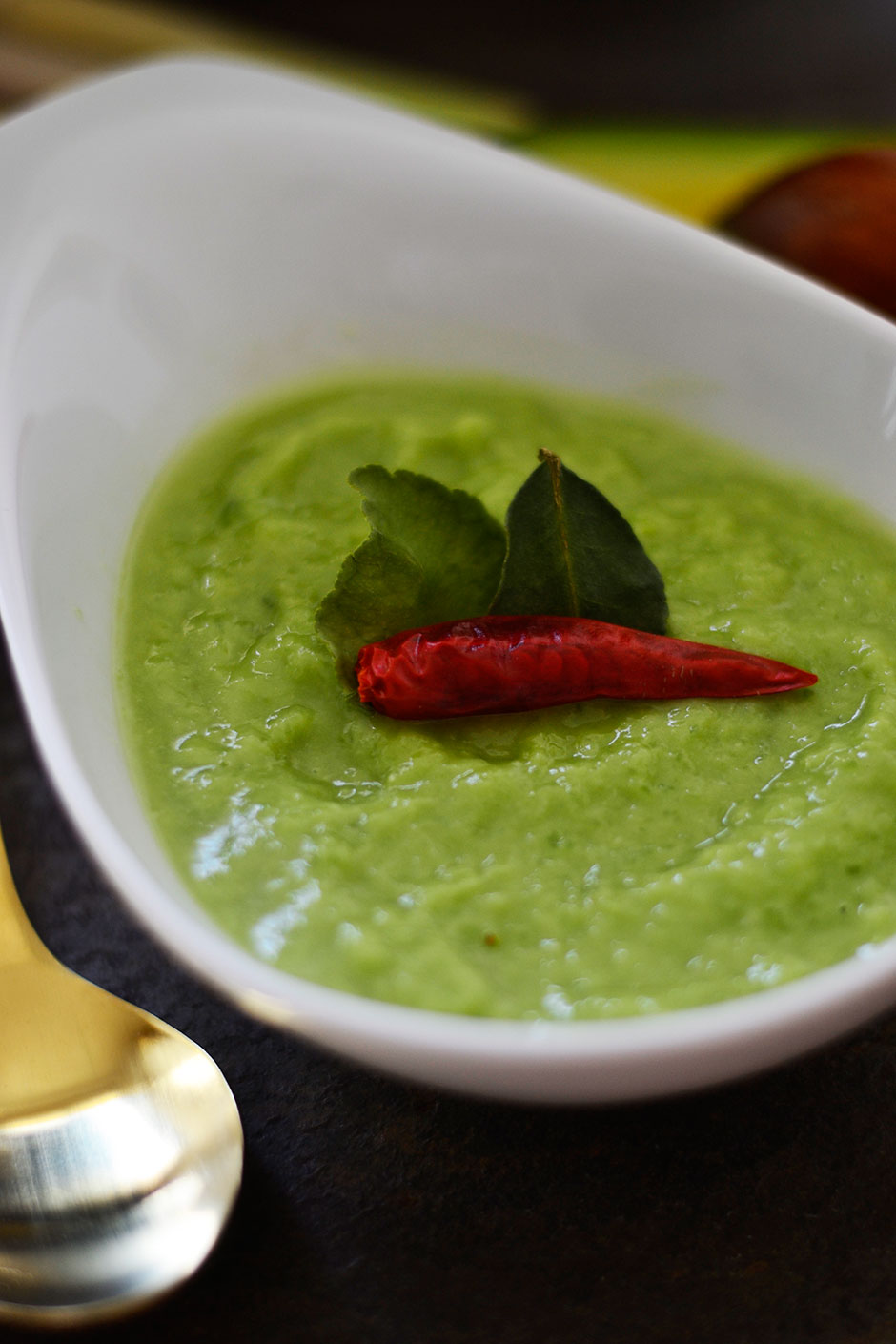 Recipe: Chilled Avocado Soup