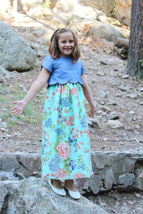 Sullivan Dress Maxi