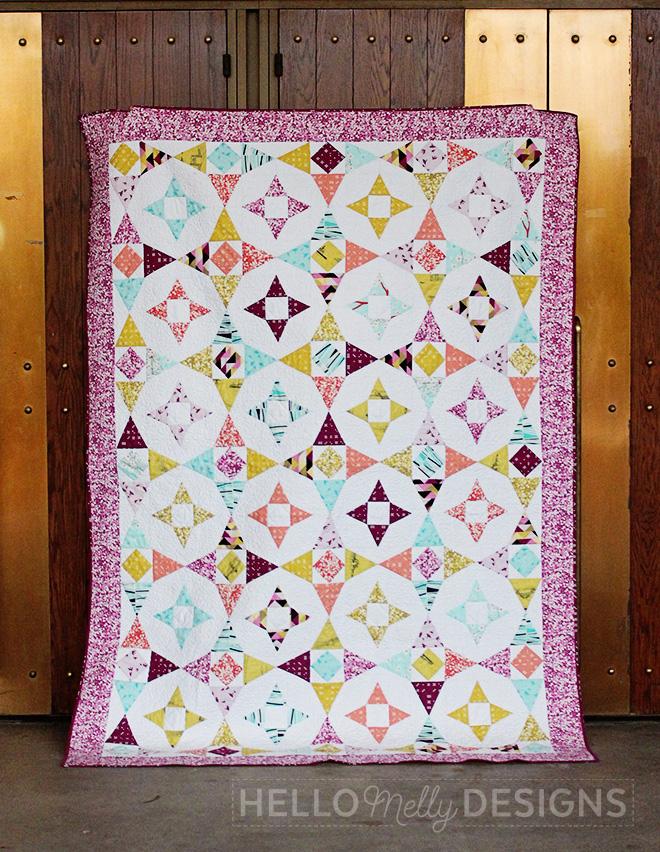 Court Jester Quilt Pattern