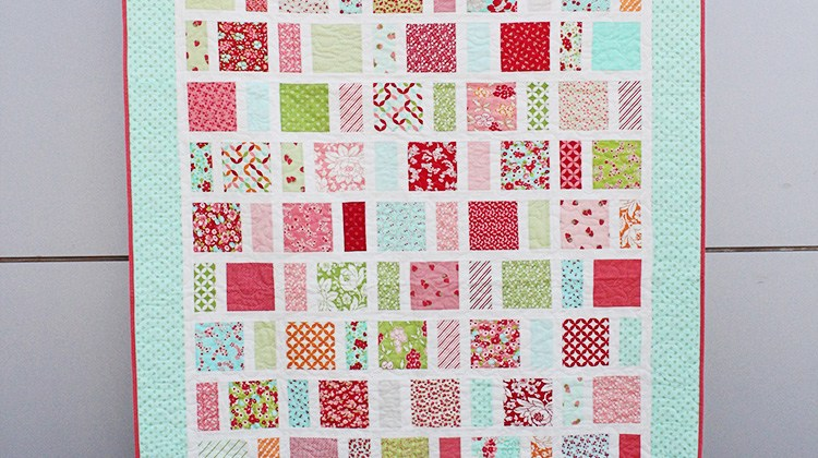 FREE Mayberry Quilt Pattern