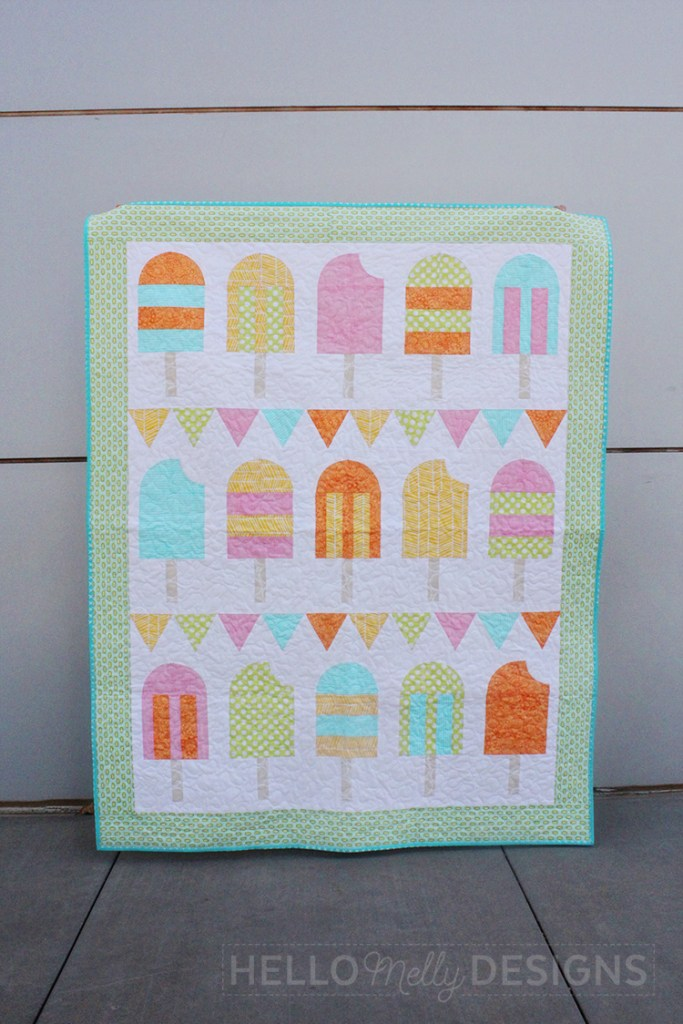 Print Popsicle Parade Quilt