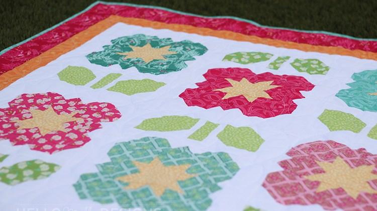 Garden Grow Quilt Pattern