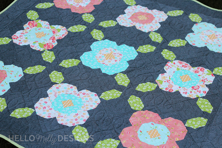 Daisy Lane Quilt Pattern