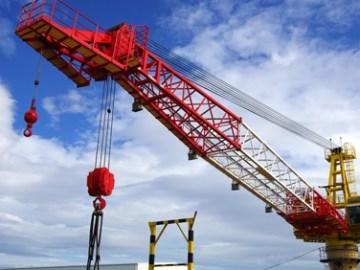 Pedestal Crane