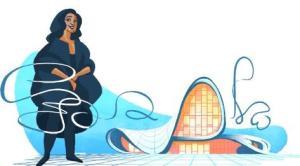 doodles Zaha Hadid