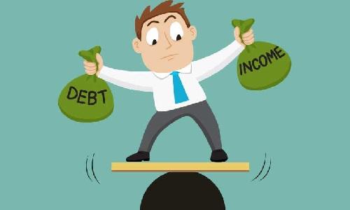 rasio hutang