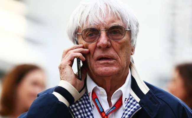 Bernie Ecclestone First To The Checkered Flag To Buy The