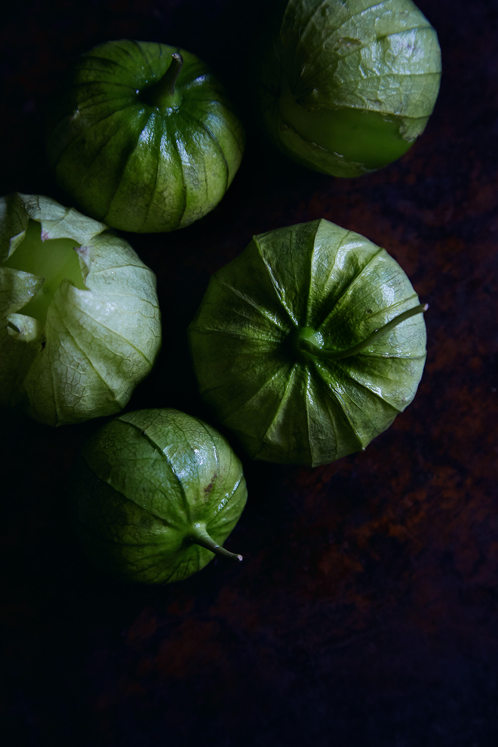 Hello My Dumpling | Roasted Tomatillo Salsa