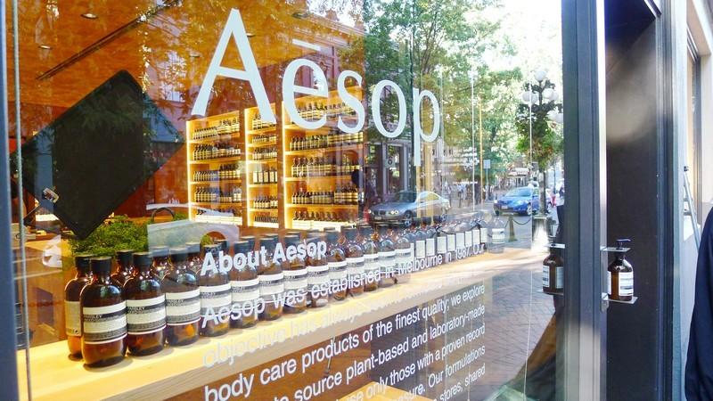 Aesop Gastown Vancouver Australian skin care brand Vancouver Hello Nance Fashion Beauty Lifestyle Blog Hellonance.com