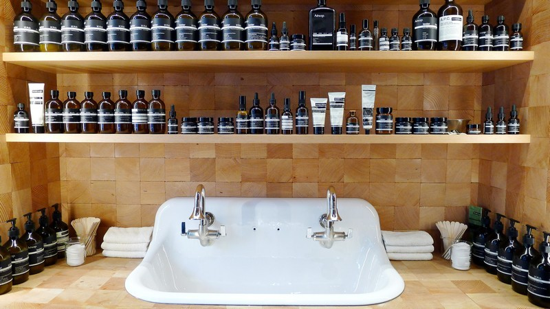 Aesop Gastown Vancouver Australian skin care brand Vancouver Hello Nance Fashion Beauty Lifestyle Blog
