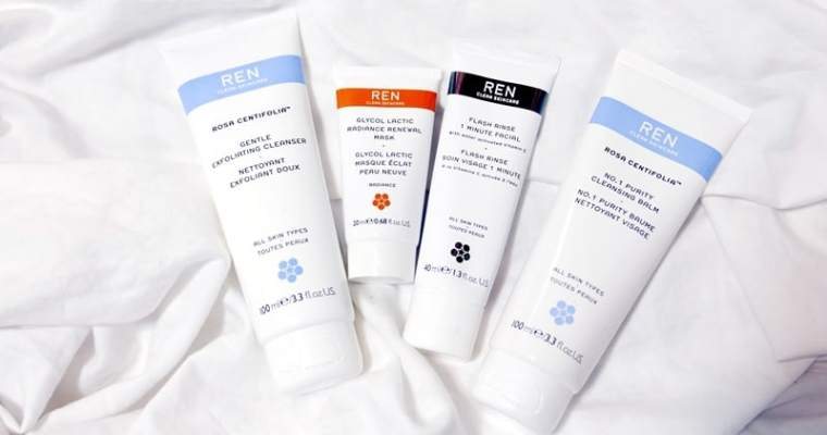 Ren Skincare Review   Clean Plant Base Minerals No Harmful Toxins