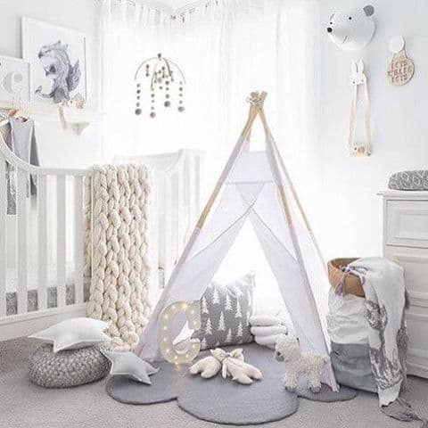 5 Baby Nursery Decor Ideas You'll Want to Steal ASAP