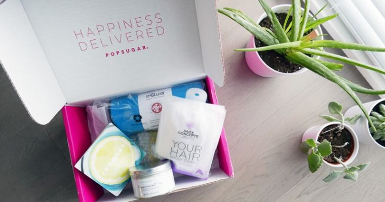 Popsugar Must Have Box Review | January Subscription Box
