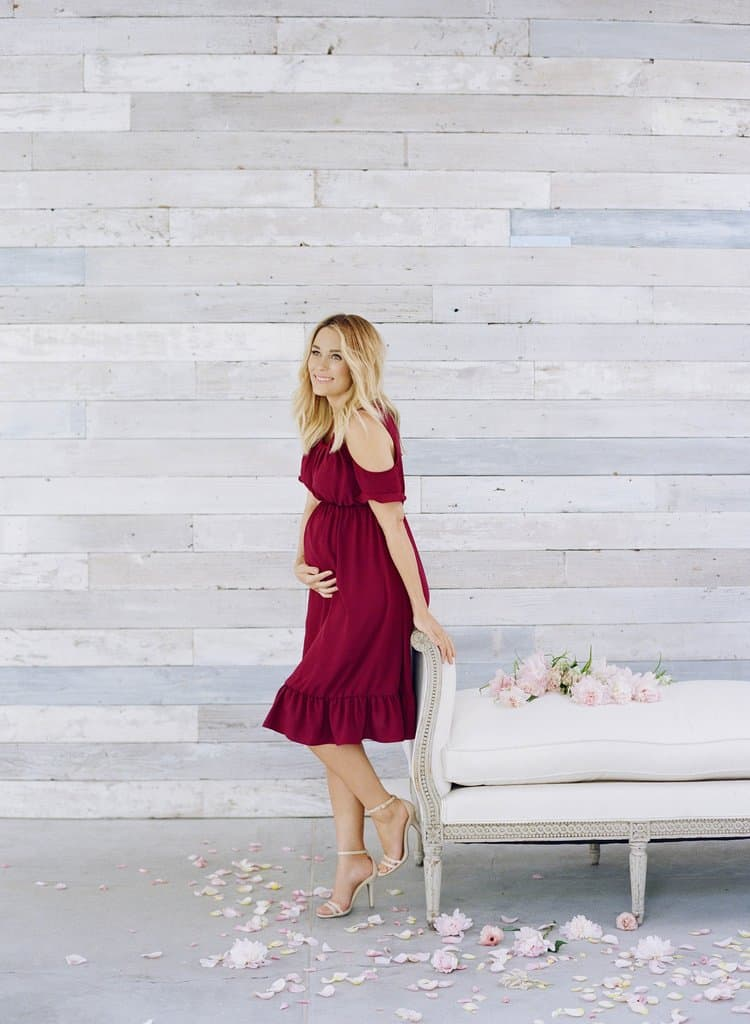 Lauren Conrad's Maternity Line Is So Adorable!