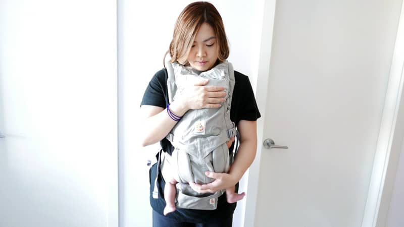 Ergobaby Omni 360 Baby Carrier Newborn Toddler HelloNance Motherhood