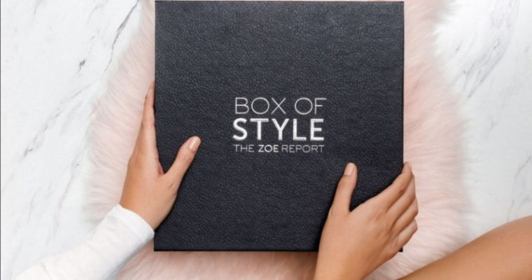 Box of Style Select Edition 2018 Review