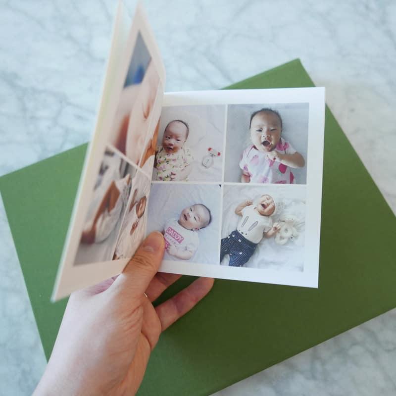 Best Canadian Photobook Sites Newborn Photo Album Hellonance