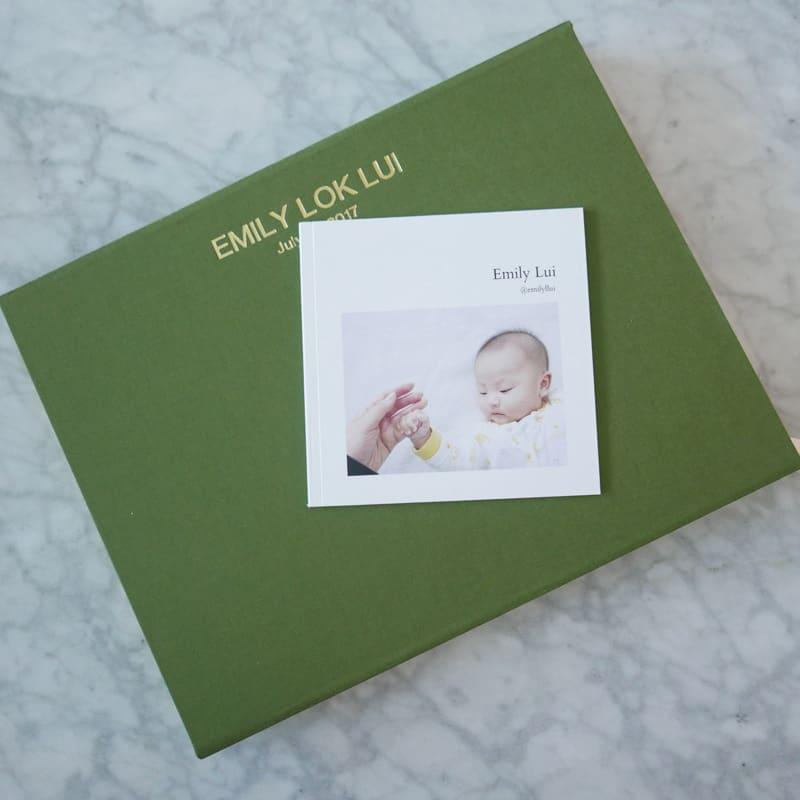 Best Canadian Photobook Sites | Newborn Photo Album