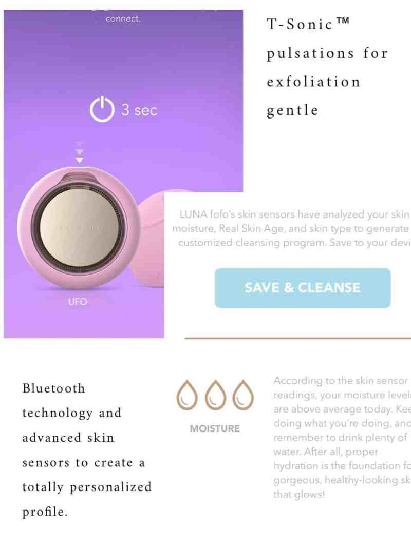 Foreo Luna Fofo review