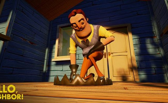Hello Neighbor Unblocked Hello Neighbor Game