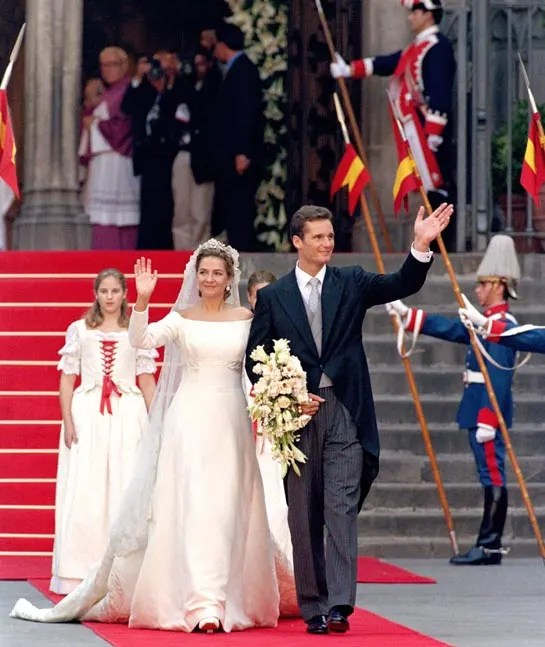 Wedding of Infanta Cristina of Spain & Iñaki Urdangarin