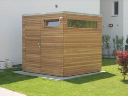 GLOVITAL AG Holzbauten Für Hof Und Garten Arbon Wir Fertigen