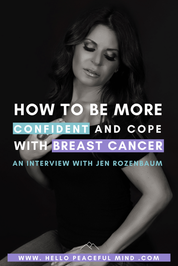 Find out how boudoir photographer Jen Rozenbaum empowers women to celebrate their femininity. In this interview she also shares her experience about coping with breast cancer.