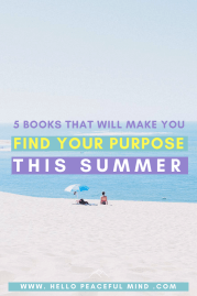 5 Books That Will Make You Find Your Purpose This Summer