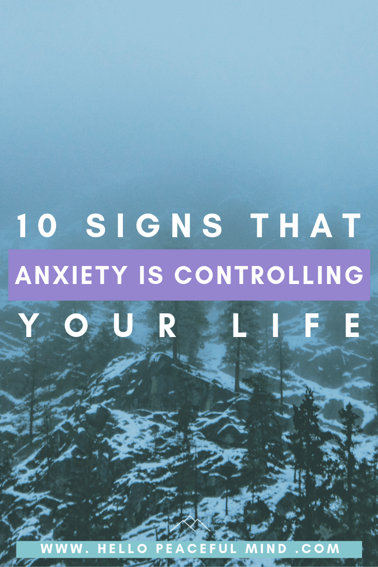 FEATURE 10 SIGNS THAT ANXIETY IS CONTROLLING YOUR LIFE copy
