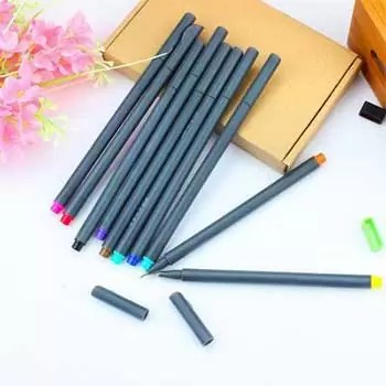 Huhuhero-Fineliner-Color-Pen-Set