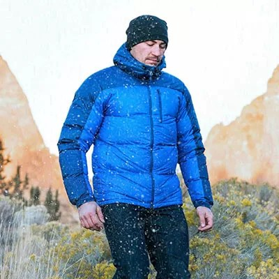 Marmot and Patagonia offers the Best Winter Jacket For Men
