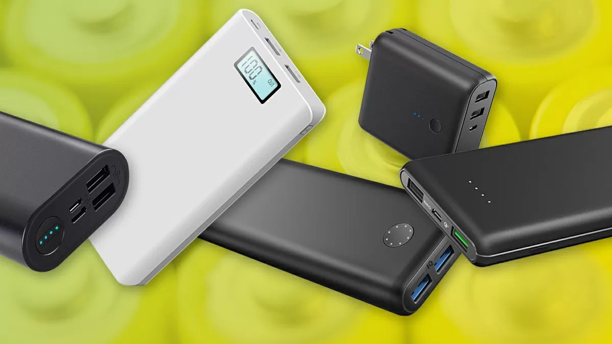 Portable Charger For Cell Phone