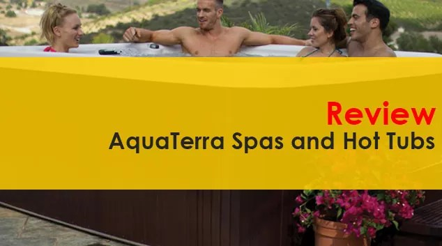 Best Aquaterra Spas Reviews 2019